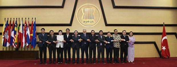ASEAN y Turquia reafirman compromiso de impulsar la asociacion hinh anh 1