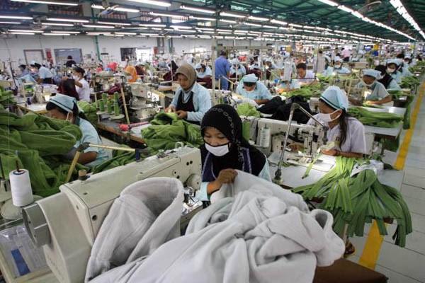 Industria textil de Indonesia enfrenta enorme desafio despues del RCEP hinh anh 1