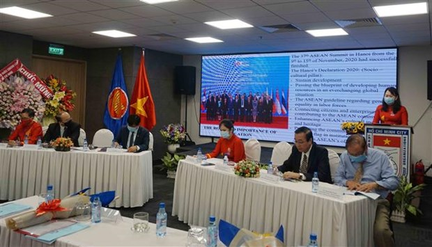 ASEAN 2020: Promueven educacion multicultural en universidades vietnamitas hinh anh 1