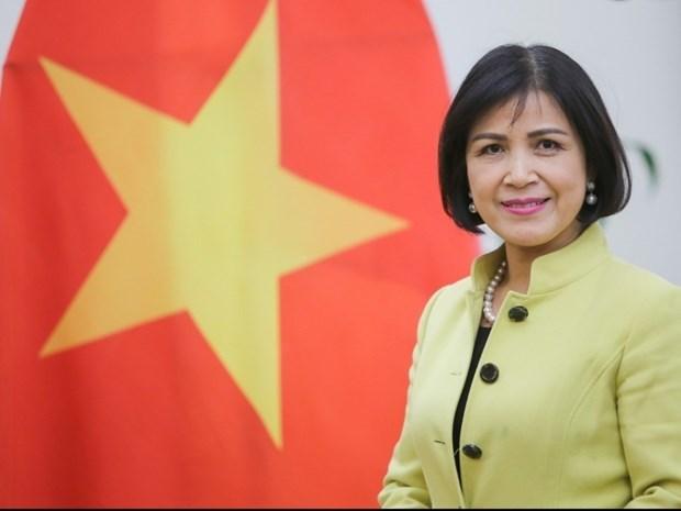 Vietnam asiste al 79 periodo de sesiones del Comite de Coordinacion de la OMPI hinh anh 1
