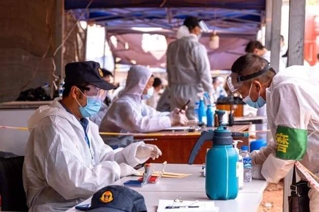 COVID-19: Laos bloquea zona economica especial en Luang Namtha hinh anh 1