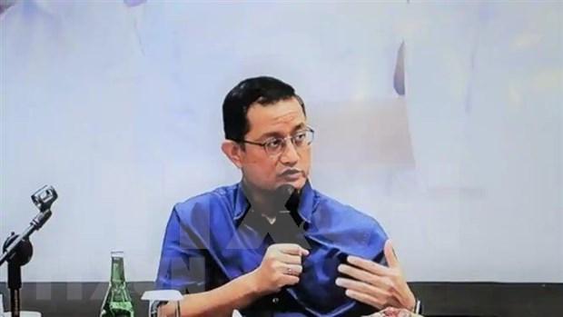 Detienen a ministro de Indonesia por acusaciones de corrupcion hinh anh 1