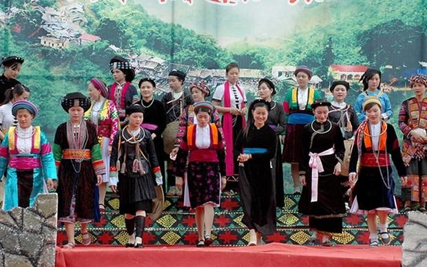 Turismo de Ha Giang crece pese a pandemia de COVID-19 hinh anh 1