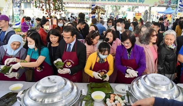 Celebran VIII Festival Culinario Internacional en Hanoi hinh anh 1