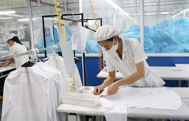 Empresas de industria auxiliar en Vietnam gozaran de subsidio a tasa de interes hinh anh 1
