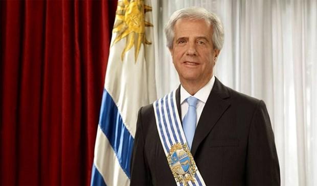 Expresa Vietnam condolencias a Uruguay por fallecimiento de expresidente Vazquez hinh anh 1