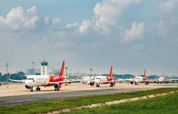 Thai Vietjet gana el premio Aerolinea de bajo costo con crecimiento mas rapido de 2020 hinh anh 1
