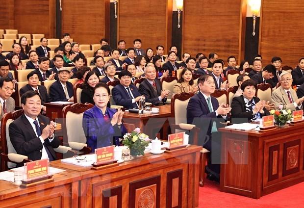 Exhortan a provincia vietnamita de Phu Tho a promover logros socioeconomicos hinh anh 1
