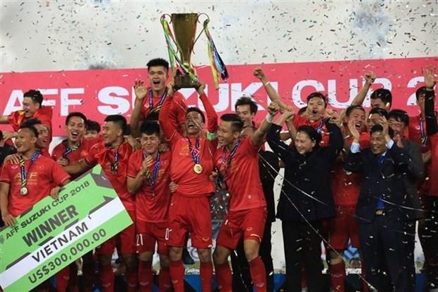 Torneo de futbol del Sudeste Asiatico se organizara en diciembre de 2021 hinh anh 1
