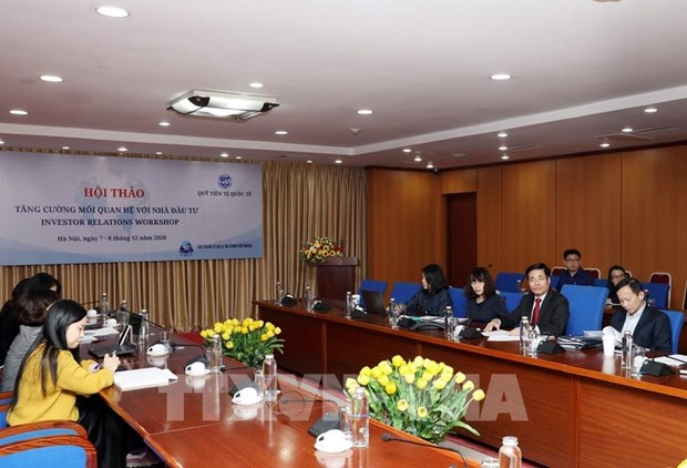 Destacan potencialidades de Vietnam en acceso a flujos de capital comercial hinh anh 1