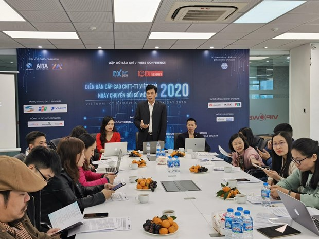 Organizaran foro sobre tecnologia informativa y comunicacion de Vietnam hinh anh 1