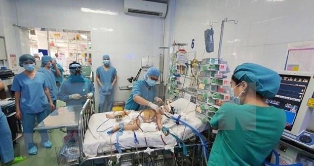 Vietnam aprueba programa ampliado de deteccion de varias enfermedades neonatales hinh anh 1