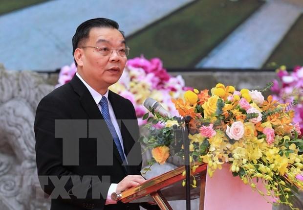 Hanoi mantiene crecimiento economico a pesar del impacto del COVID-19 hinh anh 1