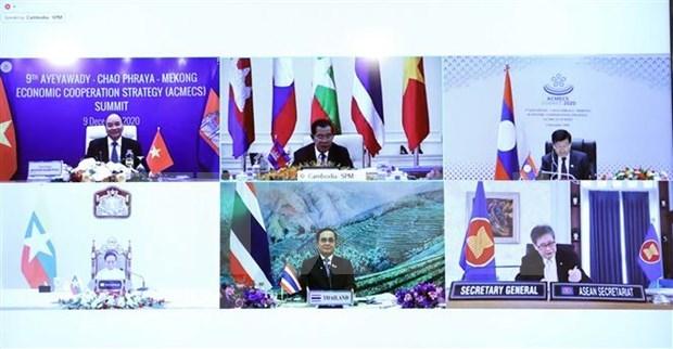 Refrendan en Cumbre regional lazos para recuperacion pospandemica hinh anh 1