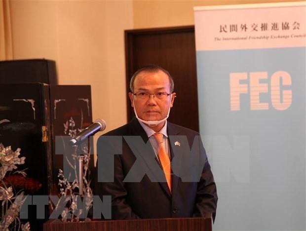 Vietnam busca captar mas inversiones de empresas japonesas hinh anh 1