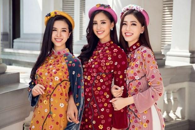 Planea Vietnam declarar Ao Dai como patrimonio cultural inmaterial nacional hinh anh 1