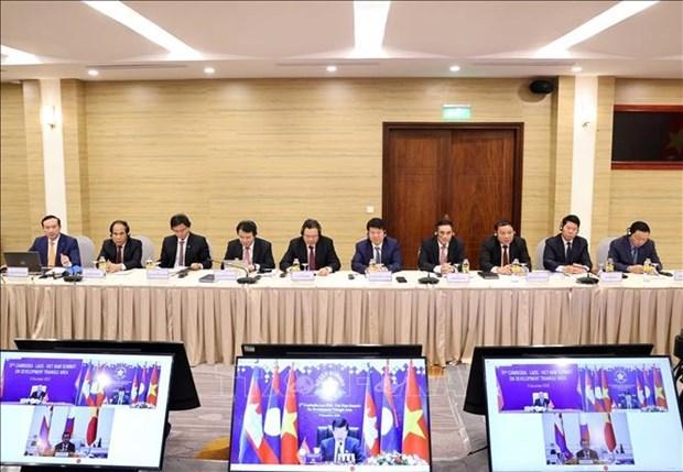Camboya, Laos y Vietnam aprueban plan de desarrollo turistico comun hinh anh 1