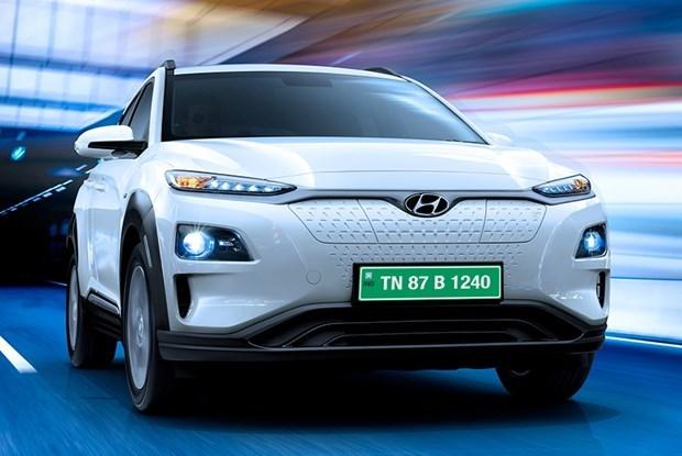 Marca Hyundai lidera ventas de automoviles en Vietnam en noviembre hinh anh 1