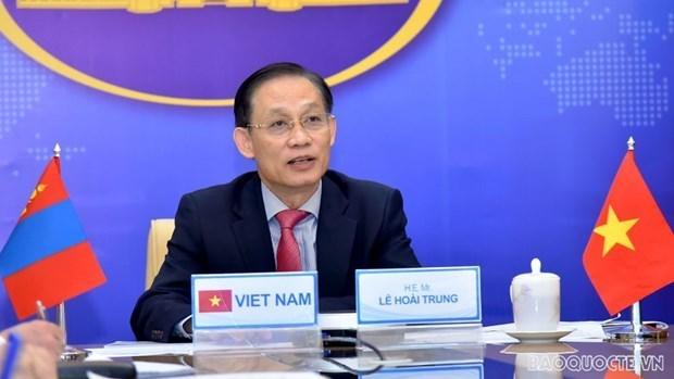 Estrechan lazos entre Vietnam y Mongolia hinh anh 1