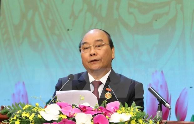 Convoca primer ministro de Vietnam movimiento patriotico 2021-2025 hinh anh 1