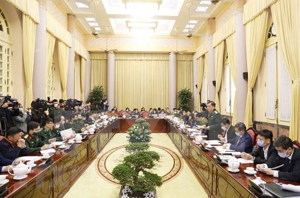 Entraran en vigor nuevas leyes en Vietnam hinh anh 1