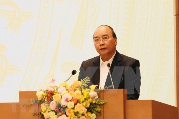Reduccion de pobreza es tarea primordial en Vietnam, afirma premier hinh anh 1