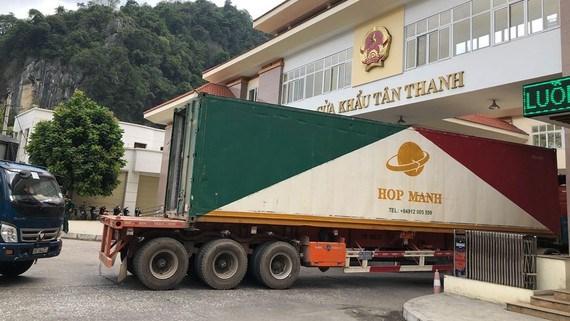 China aumenta el tiempo de despacho para mercancias vietnamitas hinh anh 1