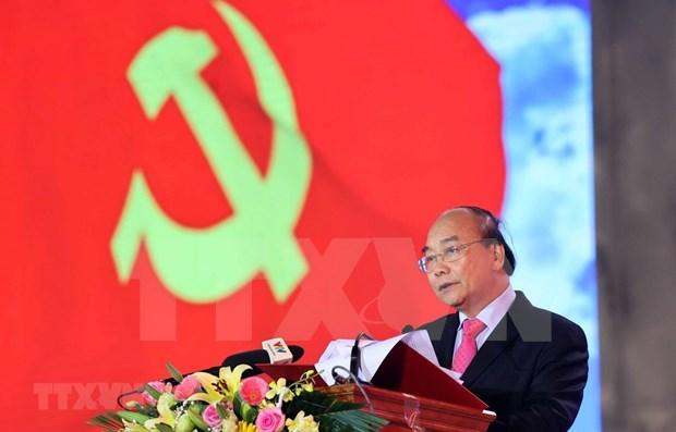 Resalta premier vietnamita figura del Presidente Ho Chi Minh hinh anh 1