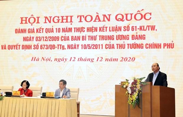 Destacan papel de agricultores vietnamitas en la construccion nacional hinh anh 1
