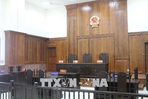 Revisan implementacion de ley de organizacion del Tribunal Popular de Vietnam hinh anh 1