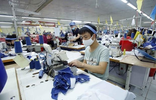 Sector textil vietnamita apunta ingresar fondo multimillonario por exportaciones hinh anh 1