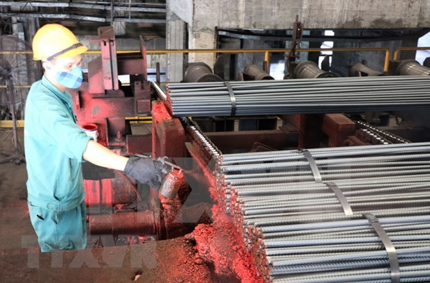 Inician proceso legal con 14 acusados por infracciones en proyecto de planta siderurgica en Vietnam hinh anh 1