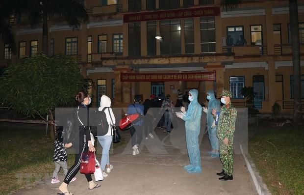 Vietnam rebasa mil 400 casos de COVID-19 hinh anh 1