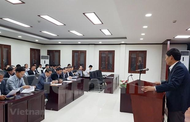 Estableceran Asociacion Empresarial de Vietnam para la Cooperacion e Inversion en el Norte de Laos hinh anh 1