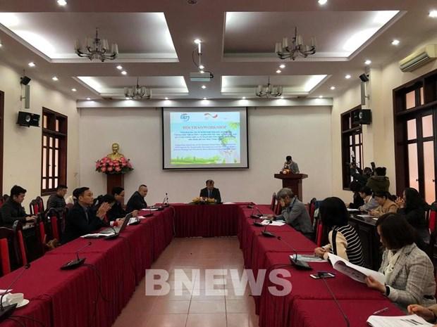 Vietnam centra en el crecimiento verde por un desarrollo sostenible hinh anh 1