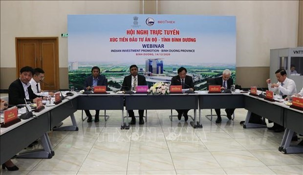 Provincia vietnamita de Binh Duong busca atraer mas inversiones de la India hinh anh 1