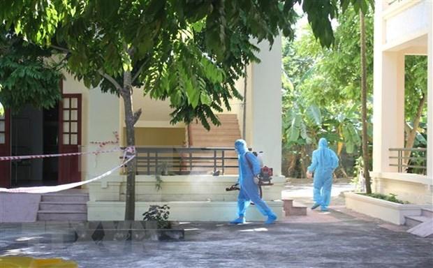 Reporta Vietnam tres nuevos casos importados de COVID-19 hinh anh 1