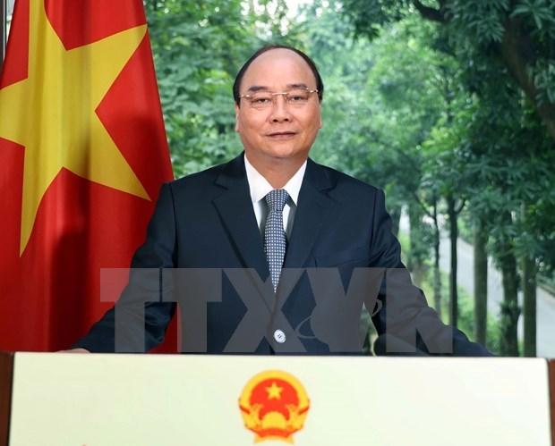 Primer ministro de Vietnam felicita a OCDE por su aniversario 60 de fundacion hinh anh 1