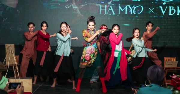 Joven artista vietnamita renueva canto popular con ritmos modernos hinh anh 1