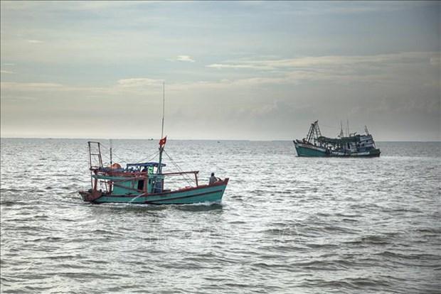 Vietnam preside VIII Foro Maritimo de la ASEAN ampliada hinh anh 1