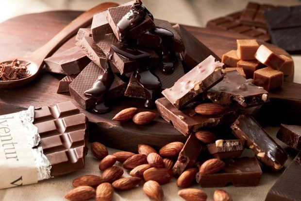 Provincia vietnamita exporta chocolate organico a Japon hinh anh 1