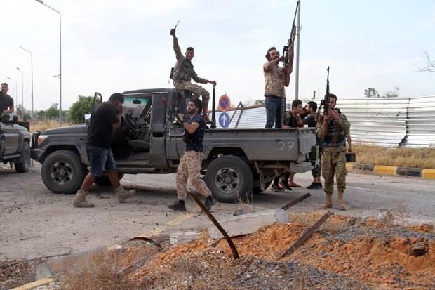 Vietnam llama al cumplimiento pleno del Acuerdo de alto el fuego a largo plazo en Libia hinh anh 1