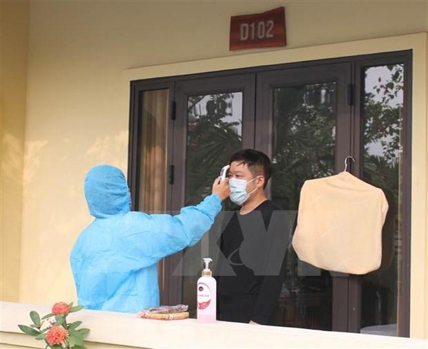 Mil 252 pacientes recuperados del COVID-19 en Vietnam hinh anh 1