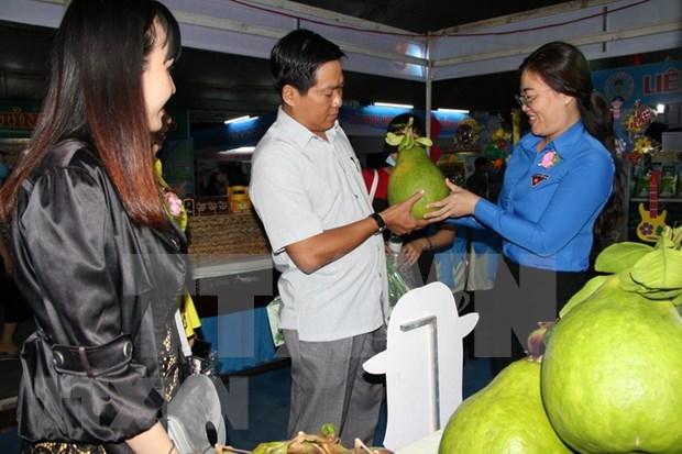 Presentaran en Hanoi mas de mil 200 productos unicos vietnamitas hinh anh 1