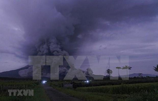 Indonesia ocupa primer lugar entre 35 paises con mayor riesgo de desastres naturales hinh anh 1