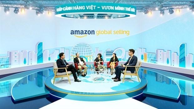 Amazon establece centro de ventas en idioma vietnamita hinh anh 1