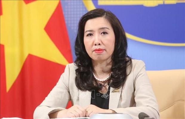 Reitera Vietnam respaldo al desarrollo sostenible de cuenca del rio Mekong hinh anh 1