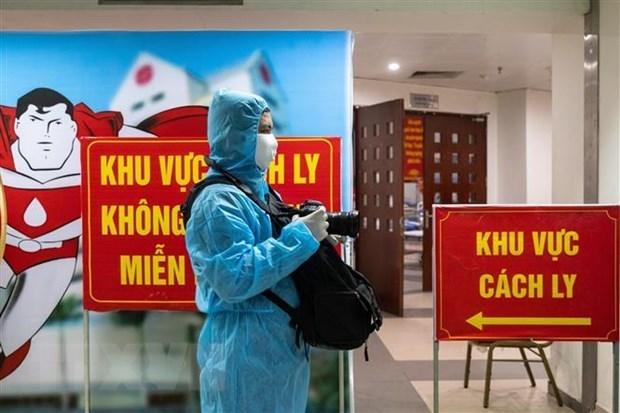 Vietnam persiste en garantizar libertad de prensa hinh anh 1