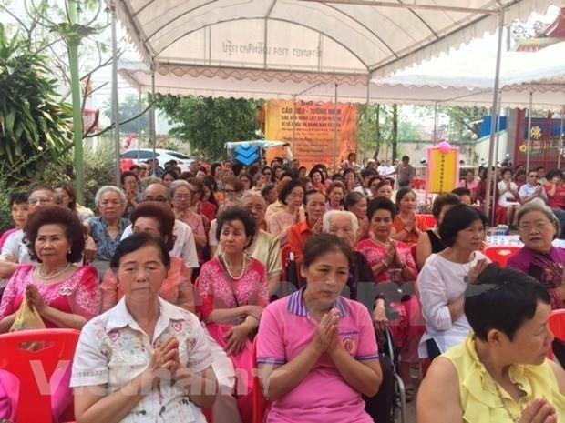 Destacan aportes de vietnamitas en Tailandia a fomento de nexos bilaterales hinh anh 1