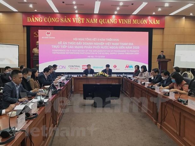 Empresas vietnamitas recibiran apoyo en plataformas de comercio electronico transfronterizo hinh anh 1